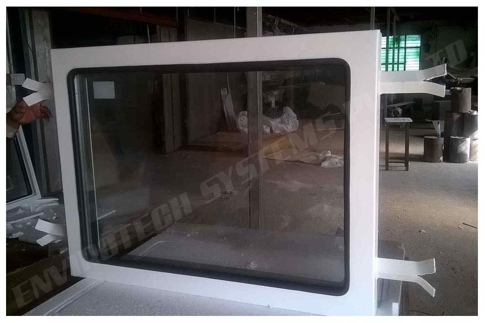 Leading Industrial Acoustic Metal Doors Supplier in India