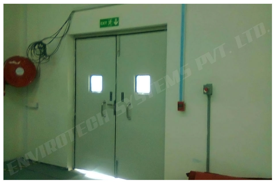 Acoustical Sound Proof Doors Manufacturer in India